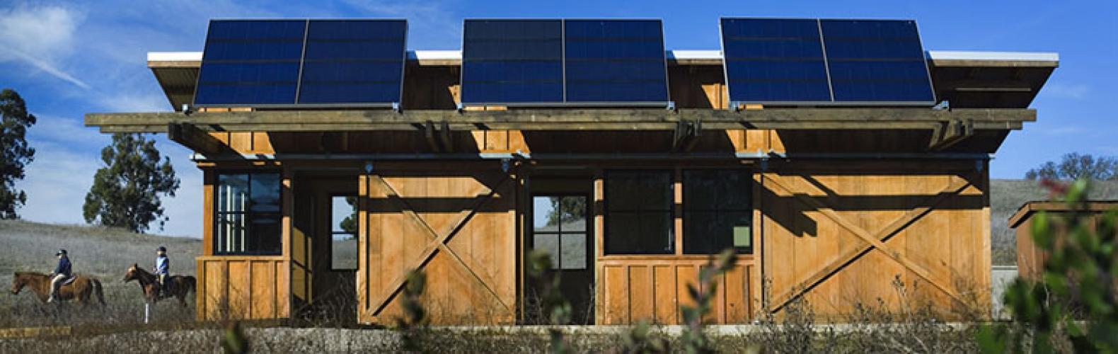 arastradero preserve gateway photovoltaic