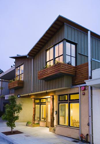 Madrone exterior