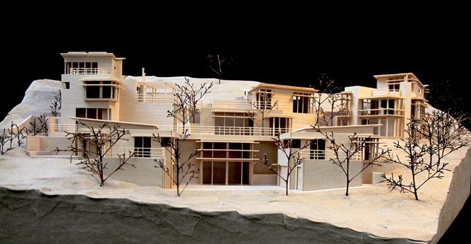 tysen/hunter residence model