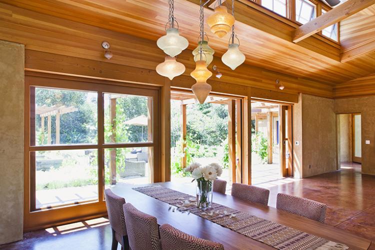 vine hill residence dining